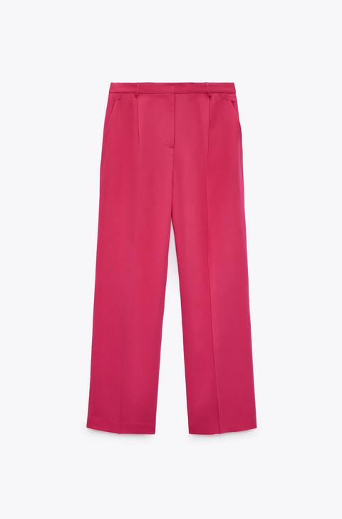 pantaloni a palazzo moda primavera estate 2021 zara
