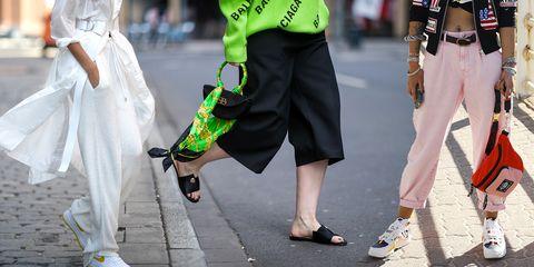 d19d560daa Pantaloni primavera estate 2019, 5 abbinamenti secondo le tendenze moda