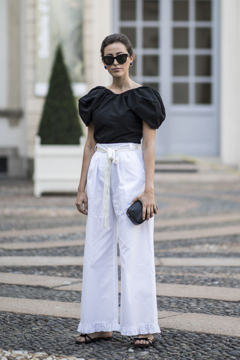 ab5fde1014b6b8 15 pantaloni eleganti da avere asap moda primavera estate 2019