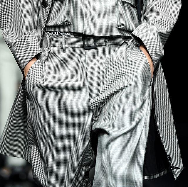 Estremamente I pantaloni uomo autunno inverno 2020 2021 secondo le tendenze FK46