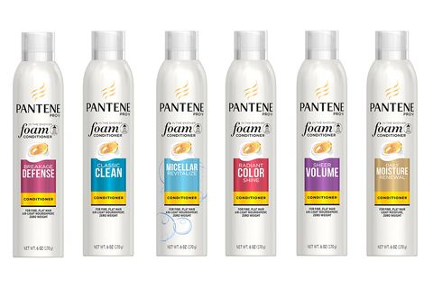 Why We Re In Love With Pantene Pro V Foam Conditioner
