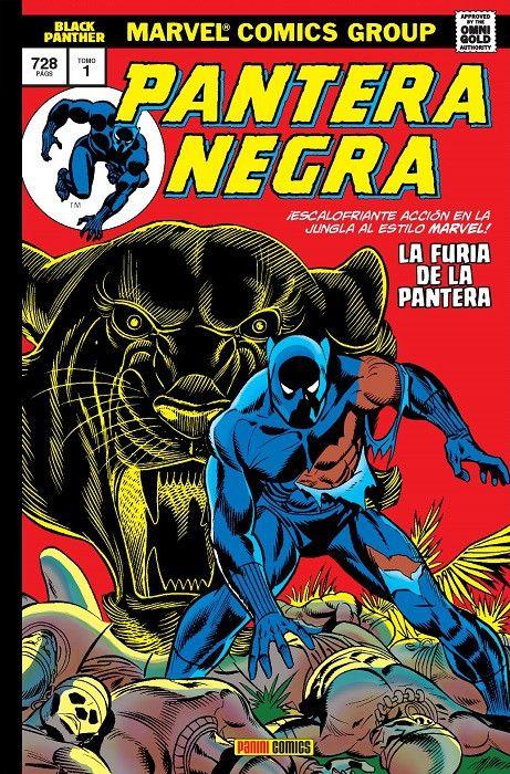 pantera negra la furia de la pantera