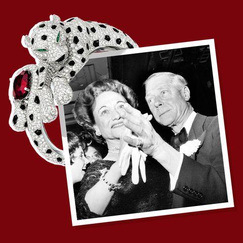 Cartier Panther Duchess of Windsor