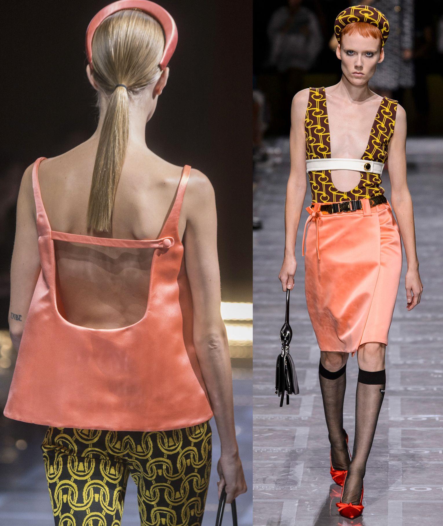 Anche la moda primavera estate è pronta ad accogliere il colore Pantone 2019, il rosa corallo Living Coral, la tonalità a metà tra l'arancione e il rosa, capace di irradiare i tuoi prossimi outfit in look da 10 e lode.