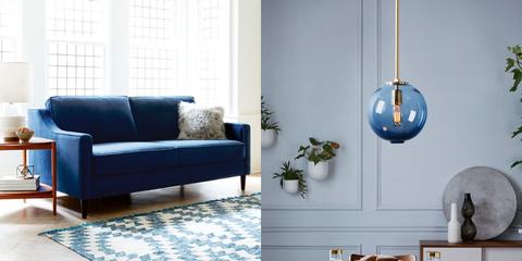 pantone classic blue 2020 furniture decor