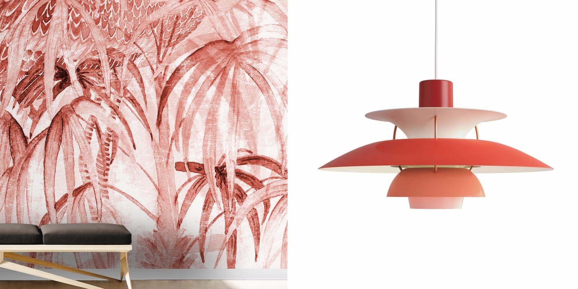 Pantone's nieuwe kleur van het jaar: Living Coral
