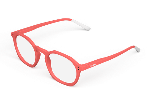 Glasses, Vision care, Glasses, Product, Brown, Glass, Personal protective equipment, Red, Line, Orange,