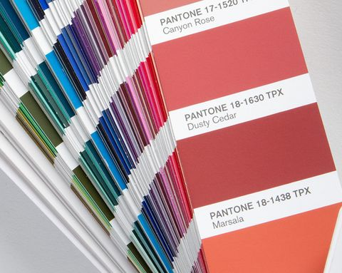 Pantone's 2015 Color of the Year Will Make You Feel All Kinds of Warm and Sophisticated