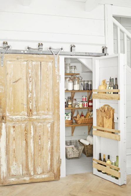 14 Smart Pantry Door Ideas Types Of Pantry Doors