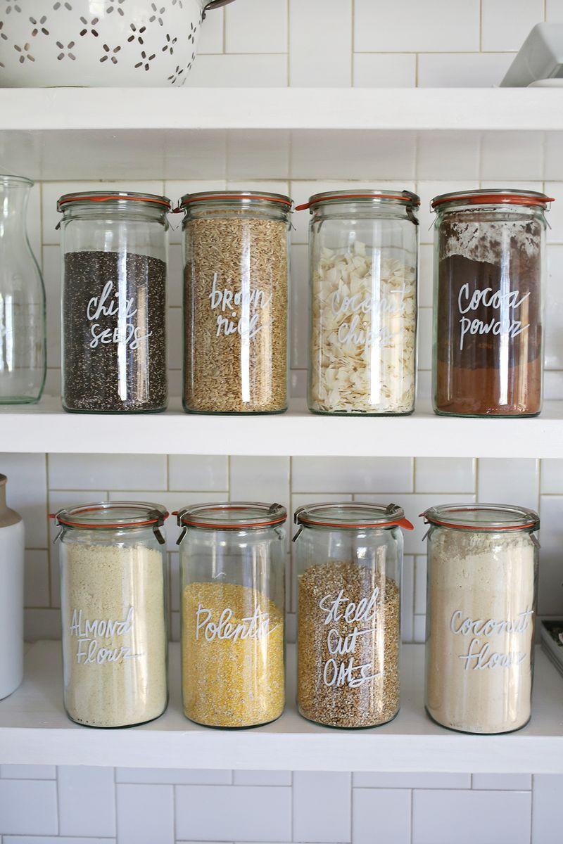 20 Kitchen Pantry Organization Ideas How To Organize A Pantry