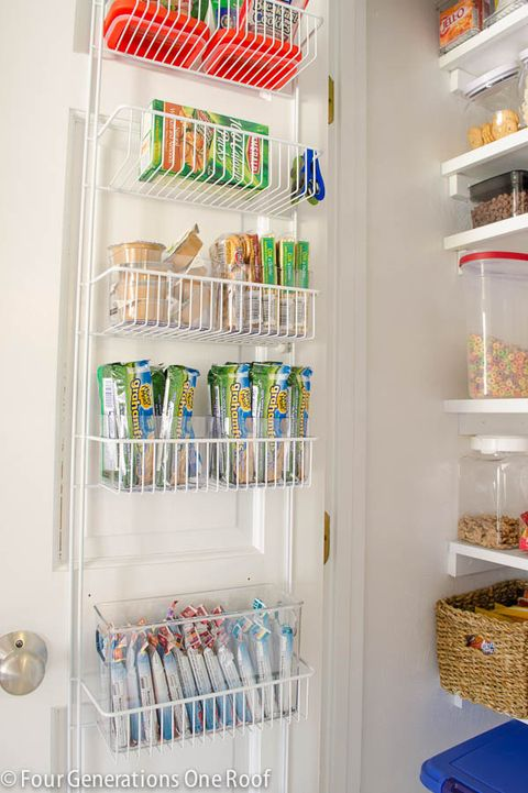 20+ Kitchen Pantry Organization Ideas - How to Organize a Pantry on