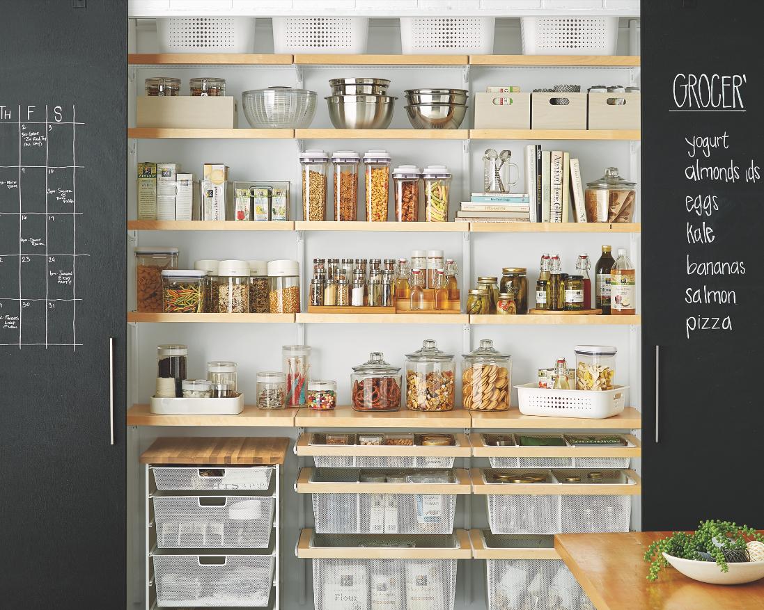 25 Best Kitchen Pantry Organization Ideas How To Organize A