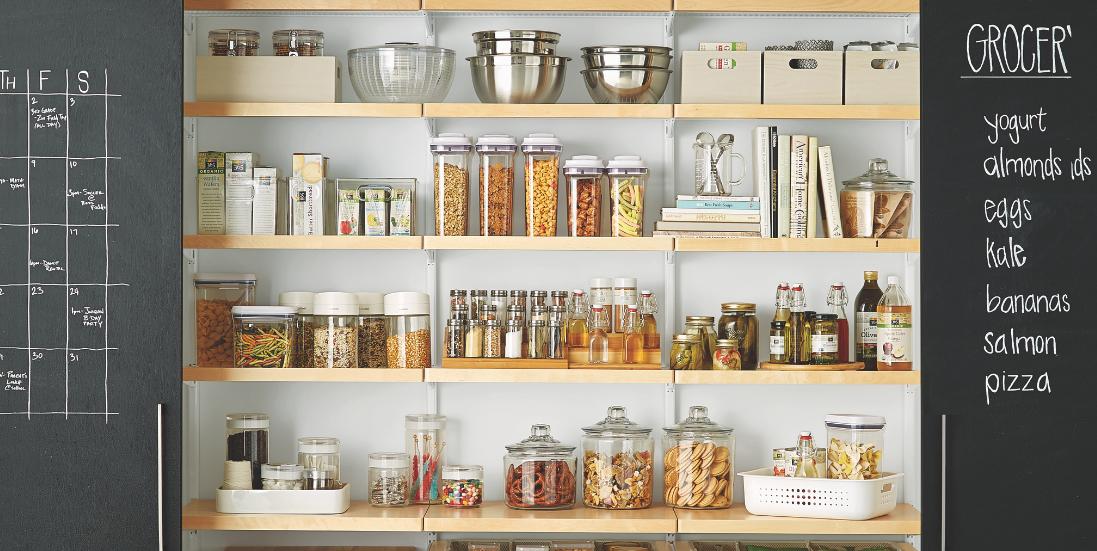 Kitchen Pantry Organization Ideas, Kitchen Pantry Hanging Rack