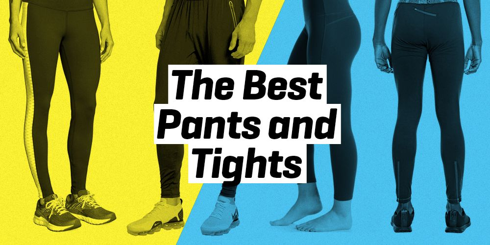 10 Pants and Tights for Falling Temperatures