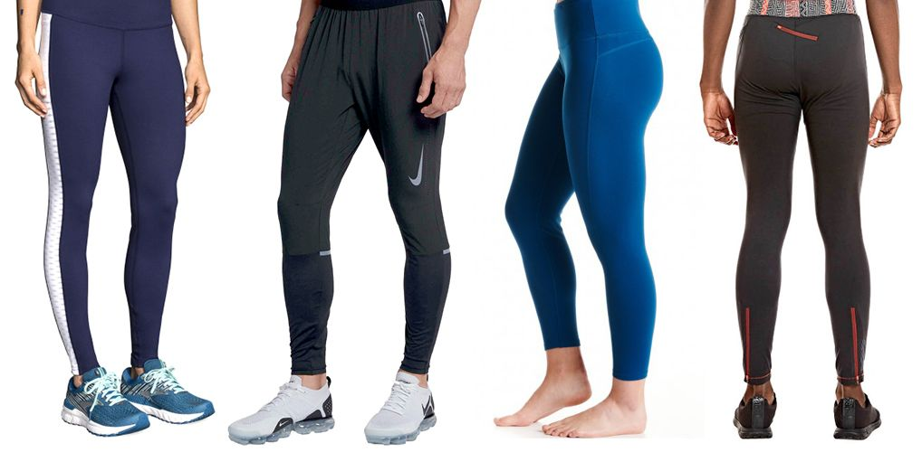 Pants and Tights for Running