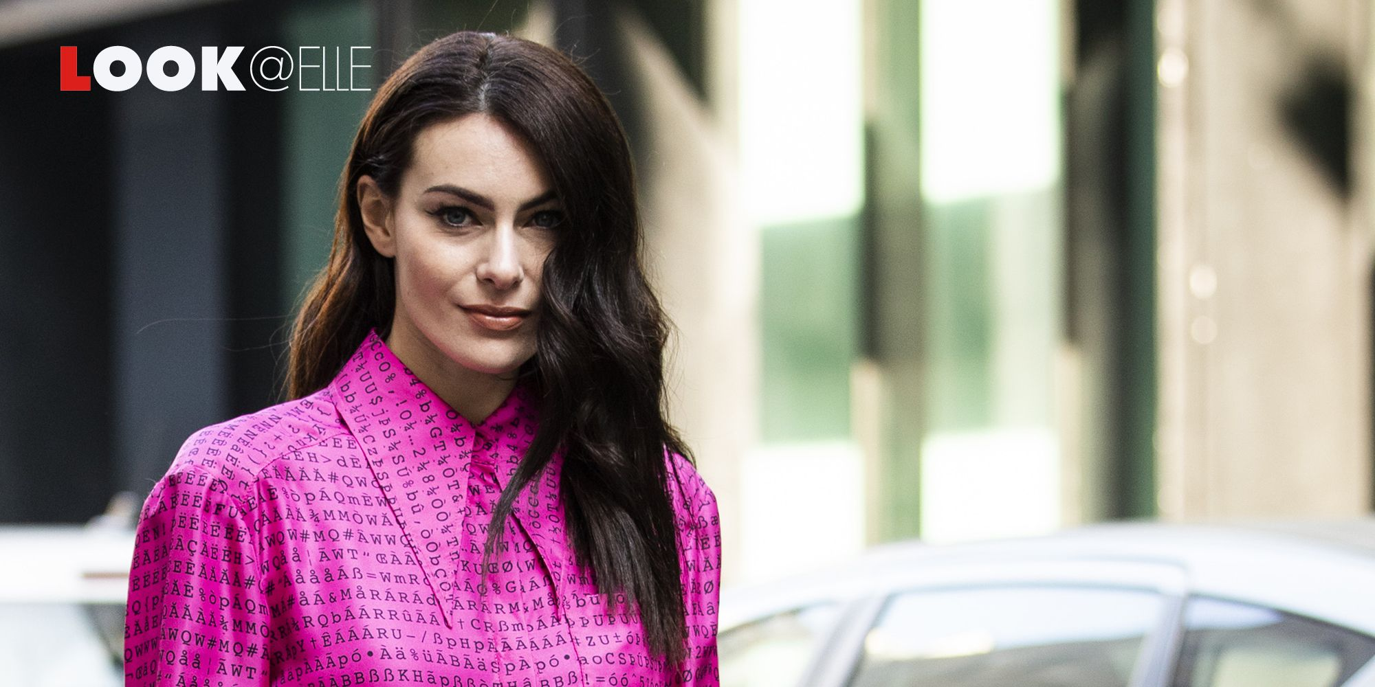 La gonna di Zara di Paola Turani è la gonna plissettata che movimenta le tendenze moda dell'Inverno 2019 2020