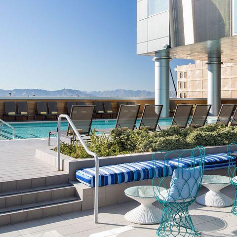 Kimpton Palomar Rooftop Pool