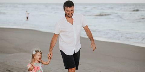 People on beach, Photograph, People, Vacation, Beach, Fun, Ocean, Summer, Standing, Shore,