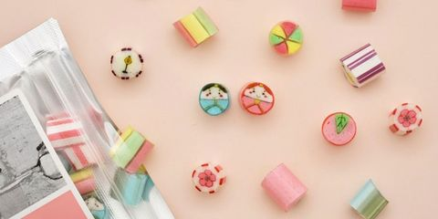 Pink, Confectionery,