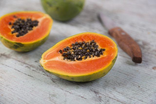la papaya la fruta de la buena salud