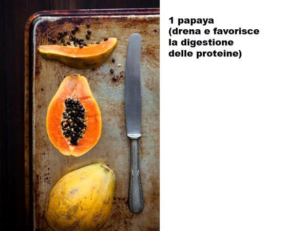 Come dimagrire i fianchi e la pancia con la dieta giusta