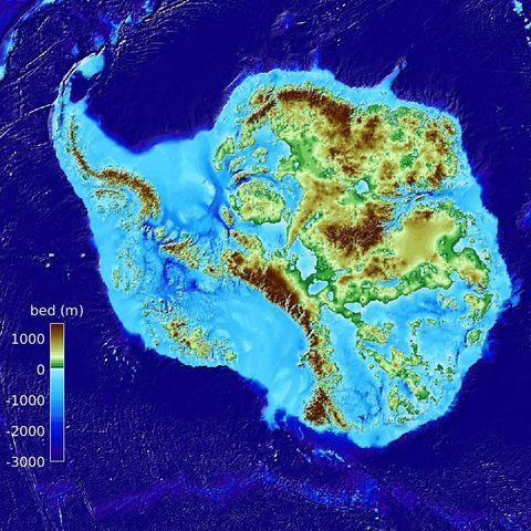 World, Map, Earth,