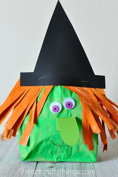 15 Halloween Crafts For Preschoolers Halloween Activities For Kids