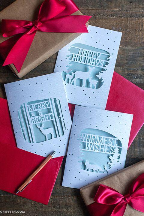 14 Best Diy Christmas Card Ideas 2019 Cute Diy Holiday Cards