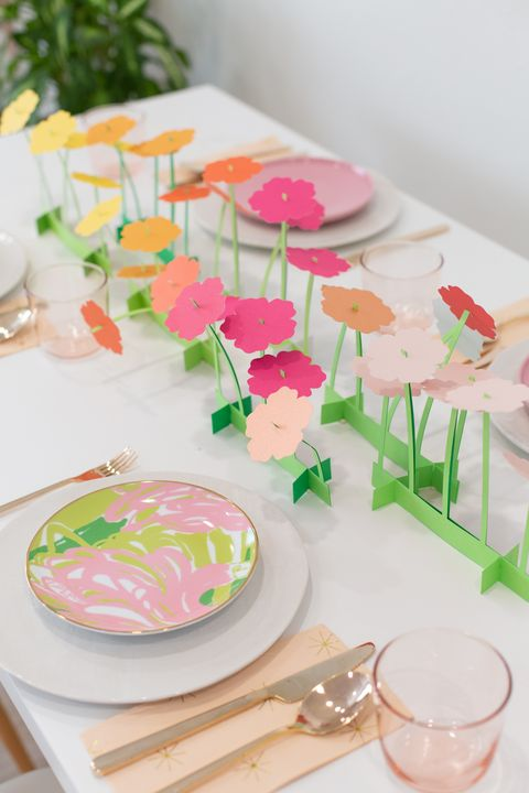 57 Spring Centerpieces and Table Decorations - Ideas for Spring ...
