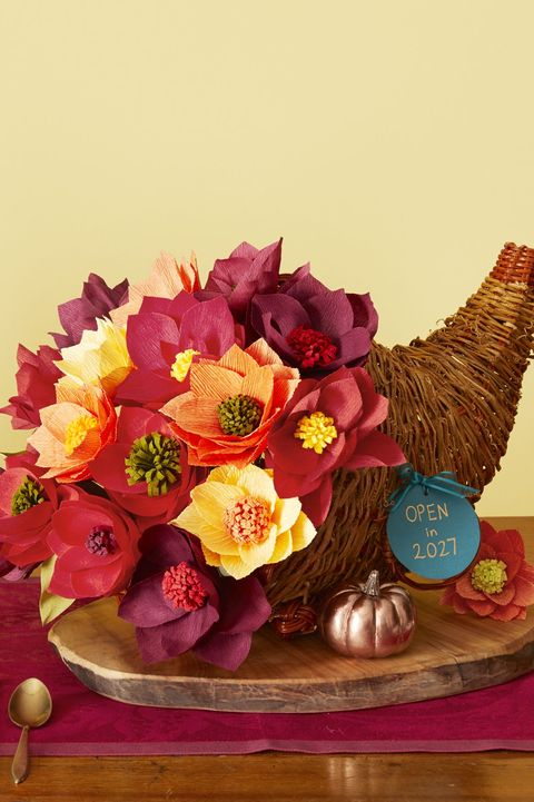 Enjoyable 37 Easy Thanksgiving Centerpieces For Your Holiday Table Download Free Architecture Designs Rallybritishbridgeorg
