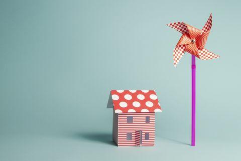 energía eólica hogar