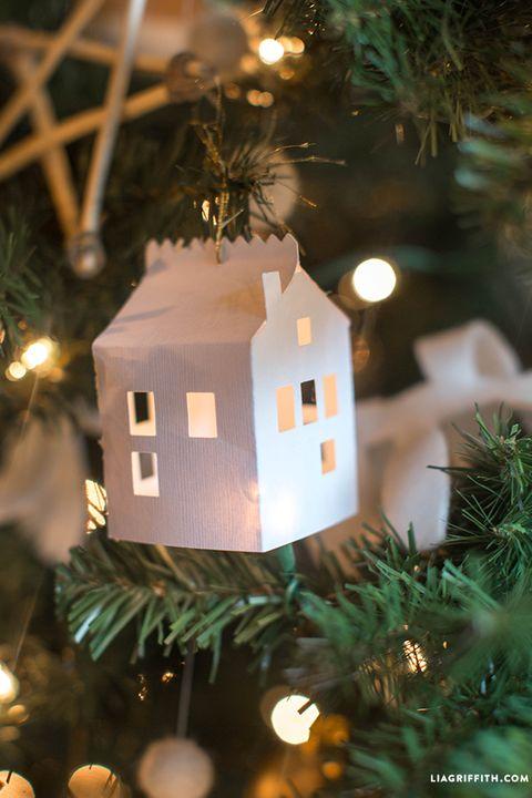 75 Diy Christmas Ornaments Best Homemade Christmas Tree