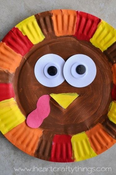 18 Easy Turkey Crafts For Kids Best Turkey Crafts For