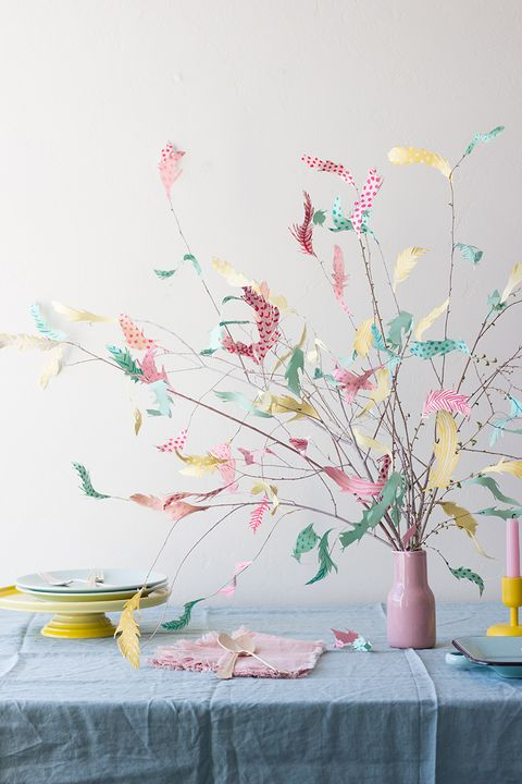 Paper Swedish - DIY Easter Tree Ideas