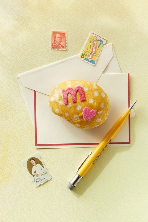 Fabric Covered Paper Weight