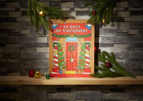 paperchase advent calendar