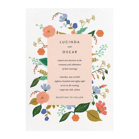 The 4 Best Websites To Get Online Wedding Invitations Cute Online