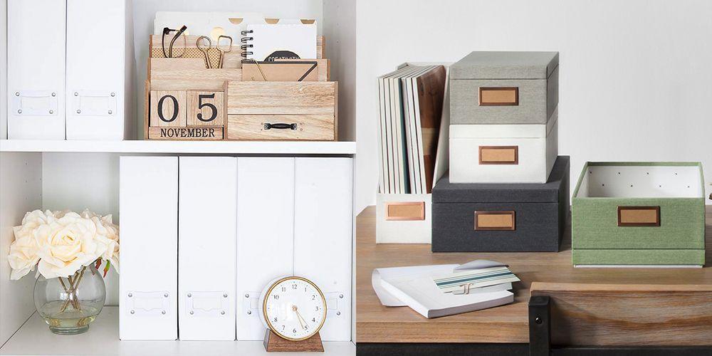 Paperwork Organization And Storage