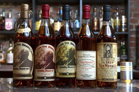 Pappy Van Winkle Bourbon