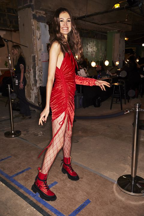 Clothing, Fashion, Leg, Fashion model, Fashion design, Haute couture, Performance, Thigh,