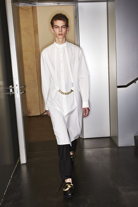White, Fashion, Clothing, Fashion design, Shoulder, Formal wear, Footwear, Suit, Outerwear, Haute couture,
