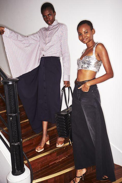 Fashion, Event, Formal wear, Waist, Fashion design,