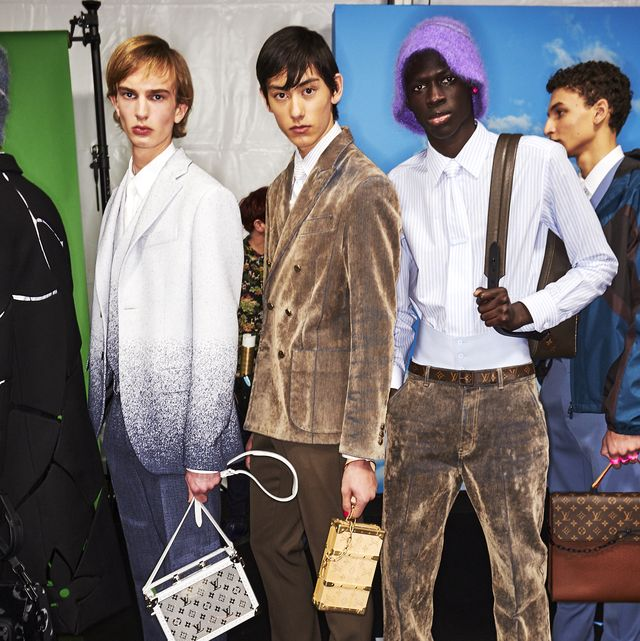 Fashion, Event, Fashion design, Eyewear, Suit, Performance,