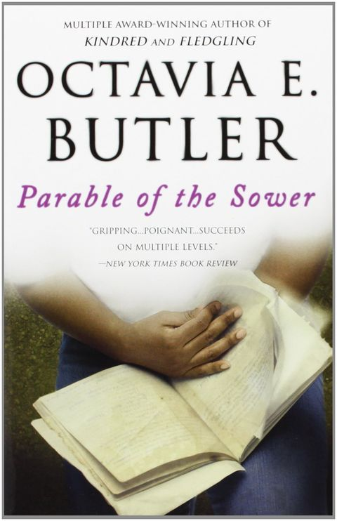 parable of the sower book