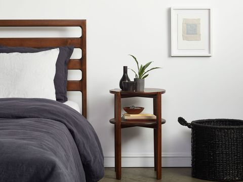 Furniture, Room, Shelf, Table, Chair, Interior design, Shelving, Nightstand, Floor, Chest of drawers,