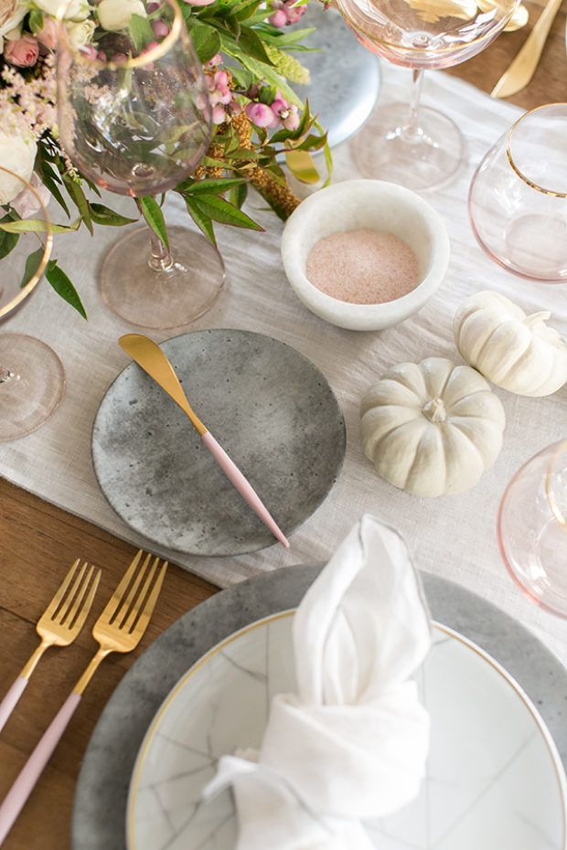 image & 15 Fall Table Decorations - Ideas for Autumn Tablescape and Settings