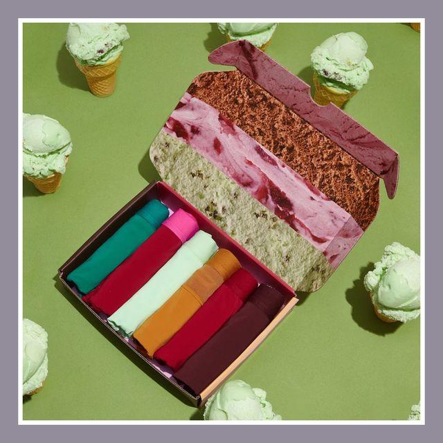 parade underwear ice cream collection