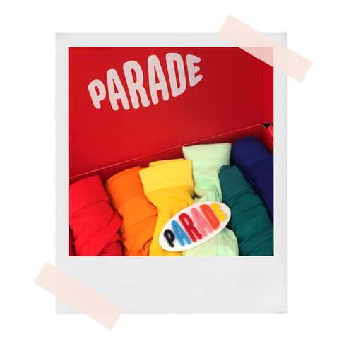 Parade underwear review