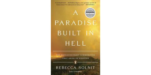 a paradise built in hell, rebecca solnit