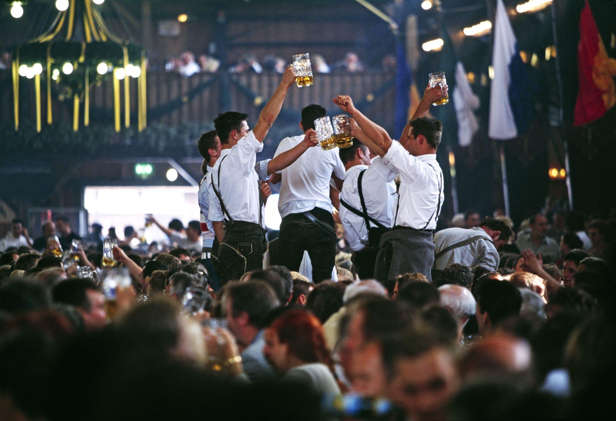 Los 10 mejores países para beber cerveza en el mundo